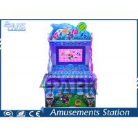32 Inch Redemption Pitching Game Machine For Shopping Center