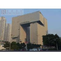 Buy Individual Perforated Aluminum Panels For Facade/Curtain Wall at wholesale prices