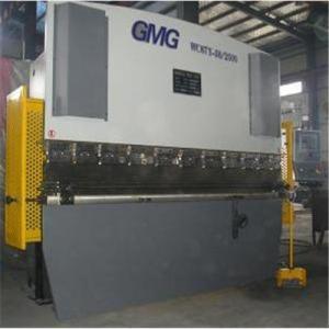 Quality CNC Hydraulic Press Brake WC67Y 50 2500 for sale