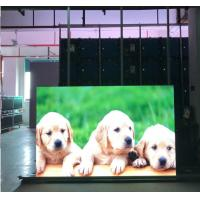 Customize Pixel Led Display Video Wall , Led Video Wall Panels 1200cd/sqm Brightness for sale