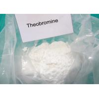 China Natural Weight Loss Raw Powder Theobromine For Diuretic CAS 83-67-0 on sale