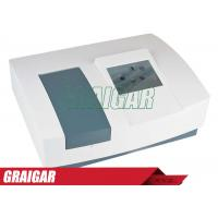 Quality Touch Screen UV - VIS Spectrophotometer 190 - 1100 nm Single / Double Beam 0.5 - 5 nm for sale