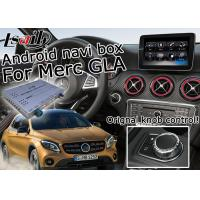China Video Interface Car Navigation Box For Mercedes Benz Gla Mirrorlink , Rearview ( Ntg 5.0 ) on sale
