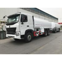 China 371 Horse Power Fuel Tank Truck 10 Wheels Steel Structure Oil Delivery Truck on sale