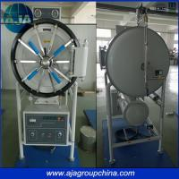 Buy cheap Top Loading 150L-500L Horizontal Type Hospital Sterilizer from wholesalers