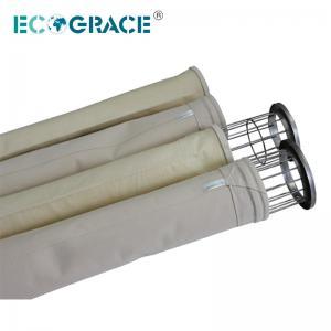 Quality Fiberglass Filter Bag Dust Collector Filter Bag Cement Plant Dust Collector System for sale