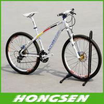 Quality loading capacity 50kg Ltype bike rack for sale