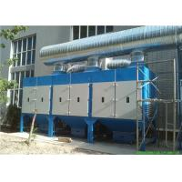 China Industrial Dust Filtration System , 48 Pcs Long Filters Dust Extraction Equipment on sale