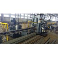 Buy cheap High Speed CNC Angle Line Machine , Stable CNC Angle Punching Machine from wholesalers