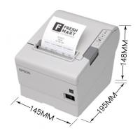 Quality Epson USB Thermal Receipt Printer 50-60Hz With 203dpi * 203dpi Density for sale