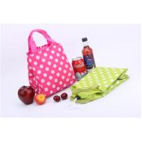 Quality 2016 hot sale beautiful collapsible cooler bag With tote Hand for sale