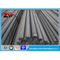 High Precision round 60mn steel grinding rods HRC 60-68 , ISO9001 for sale