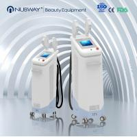 High energy Beauty salon/clinic use fast permanently hair removal device ipl shr laser for sale