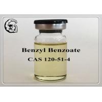 Quality Safe Organic Steriods Solvents Injectable Anabolic Steroids Medical Grade Benzyl Benzoate 120-51-4 for sale