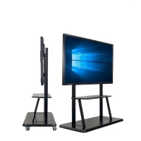 Quality 98 Inch 280W Portable Interactive Whiteboard 3840*2160 for sale