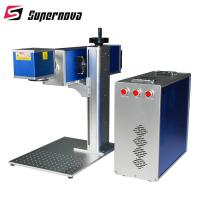 Quality 50W Laser Engraving Machine Engraving Printing for Plastic / Wood for sale