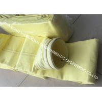 Quality DN 152 x 8000 mm Dust Collector Filter Bags For 1050 m3 Blast Furnace Dry Gas Cleaning for sale