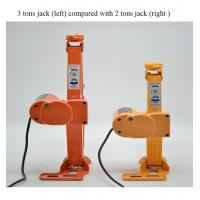 Buy 12-45cm electric scissor lift jack and electric wrench with wireless remote at wholesale prices