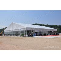 Luxury big tent with glass walls for events from Liri tent for export for sale