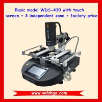 Quality High quality low cost bga repair machine WDS-430 hot air bga rework station,soldering desoldering station for sale