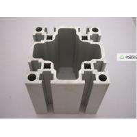 Quality Smooth Structural Aluminum Shapes , T6 Standard Aluminium Extrusion Profiles for sale