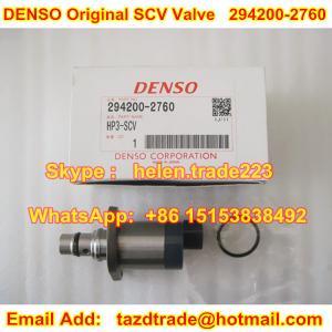 Quality DENSO Suction control valve SCV 294200-2760 / 8-98145455-0 , 8-98145453-0, 294009-0740 for sale