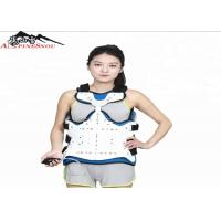 Buy cheap Thoracolumbar Sacral Orthosis Support , Rehabilitation Medical Lumbar And Waist from wholesalers