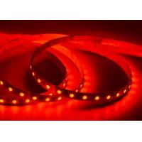 Quality 24v 12v Dc Led Flexible Strip Lights Rgbw Ip20 14.4w 5 Meters In One Roll for sale