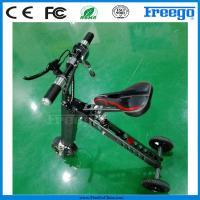 Quality Fast Road Legal Green Transportation Three Wheel Electric Scooter for sale