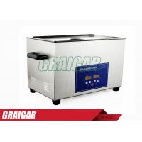 Buy Medical Ultrasonic Cleaning Equipment With Digital Timer And Heating at wholesale prices