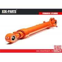 Quality EC210 EC240 Single Acting Excavator hydraulic boom stick cylinder with 3-30 tons Capacity for sale