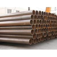 Quality BS1387-85 LSAW UOE JCOE Carbon Steel Pipe API 5L Round Steel Tube for sale