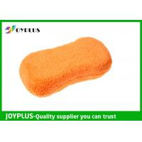 Quality Super Absorbent Car Wash Tools Car Cleaning Mitt Microfiber / Sponge Material for sale