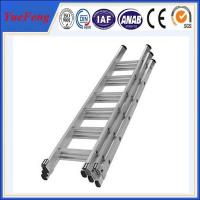 Quality Aluminium price per kg aluminium extension ladder,household aluminium ladder price for sale