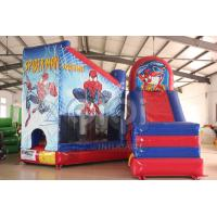 Quality Spider man 5 in 1 Inflatable Combo for Kids for sale