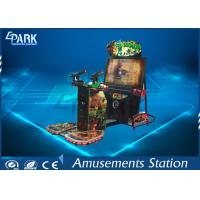 Quality Paradise Lost Gun Shooting Arcade Video Game Machine 55 Inch Screen for sale