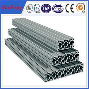 Quality aluminium profile for industrial material price per kg, OEM industrial aluminum profile for sale