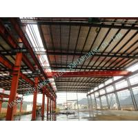 Buy Pre Engineered 95 X 150 Industrial Steel Buildings Mining Project ASTM Standards at wholesale prices