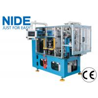 Quality Automatic Production Stator Motor Winding Machine High Efficiency For Coil Lacing for sale
