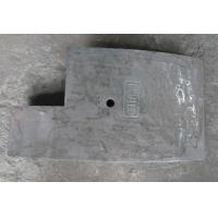 Quality S6 Ball Mill Liner For Φ2.6m Rod Mill For Coal Mill , Mine Mill , Cement Mill for sale