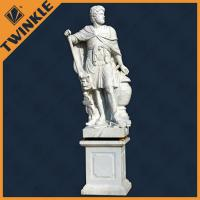 Buy cheap Large Garden Natural Stone Sculptures Surface Polished For Decoration from wholesalers
