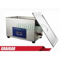 Quality Medical Ultrasonic Cleaning Equipment With Digital Timer And Heating for sale