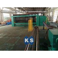 Quality High Efficiency Safety Hexagonal Wire Netting Weaving Machine for Galfan Gabion Boxes for sale