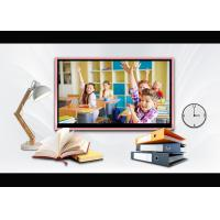 Quality UHD 4k 75 Inch Touch Screen Board For Schools Multiple Signal Interfaces for sale