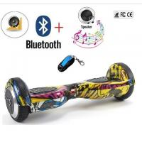 Quality Bluetooth Electric Scooter Skateboard , Self Balancing Scooter for sale