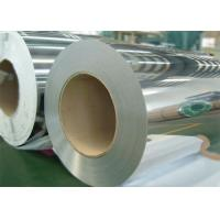 Quality Cold Rolled 304 Stainless Steel Coil 700 - 1500mm Width For Construction for sale