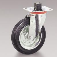 China Garbage disposal rubber caster,Industrial caster on sale