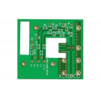 Quality FR4 Single Sided PCB One Side Copper Thickness 35UM Printed Circuit Boards for sale