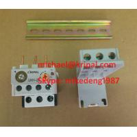 Buy cheap DIN rail mounted relay thermal overload from wholesalers