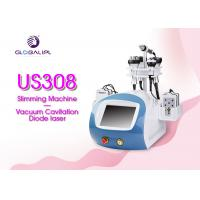 Body Slimming Non Invasive Lipo Machine / Diode Laser Rf Slimming Machine for sale